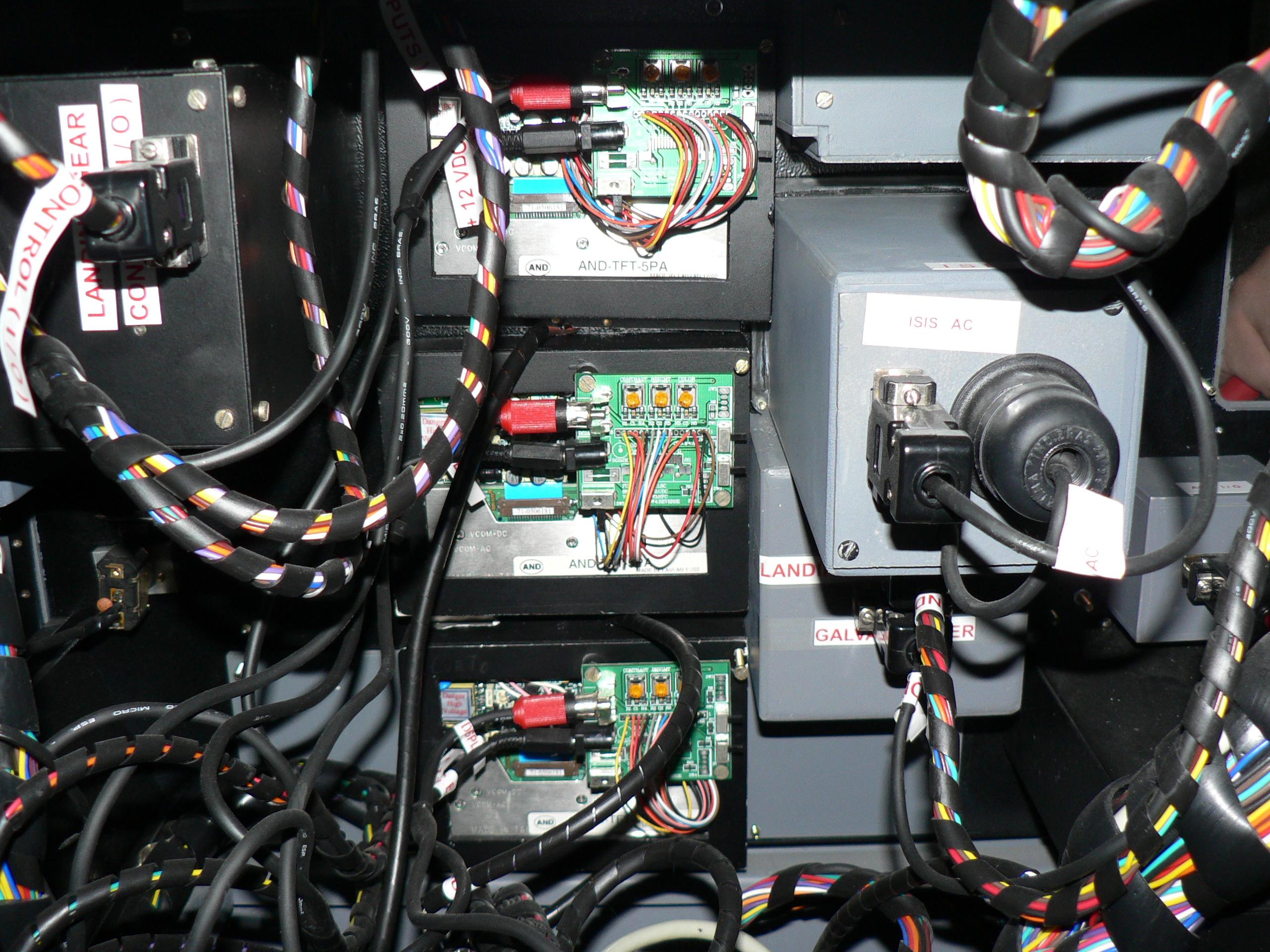 Interieur du MIP
