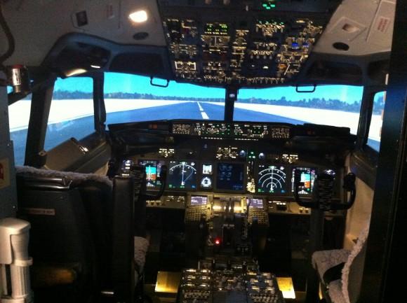 Mexico 737 Cabin